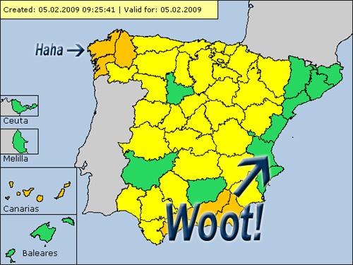 Valencia: Spain's Best Climate?   Hola Valencia Blog