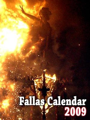 fallas-calendar-2009