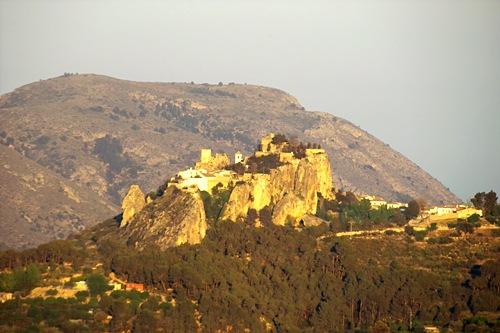 guadalest-castle