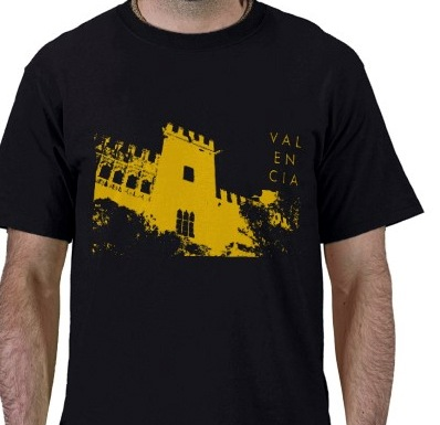 Valencia-T-Shirt