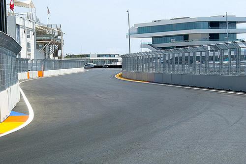 Formula 1 Valencia 2010