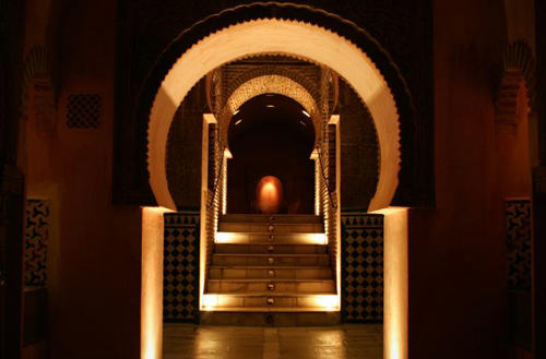 Arabic Bath Granada