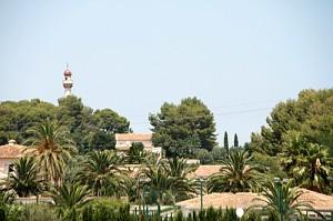 Minarette Spain