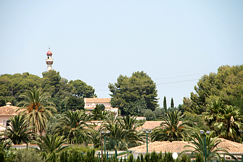Minarette Spain