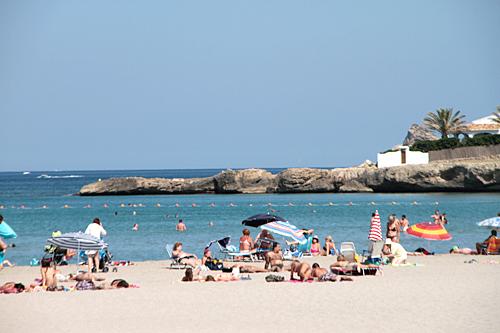 Beach Javea