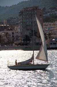 Sailing Boat Javea