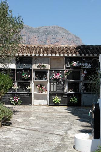 Spanischer Friedhof