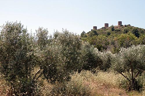 Three Towers in Spain